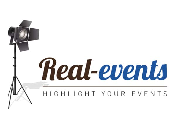 LOGO REAL EVENTS FRANCE